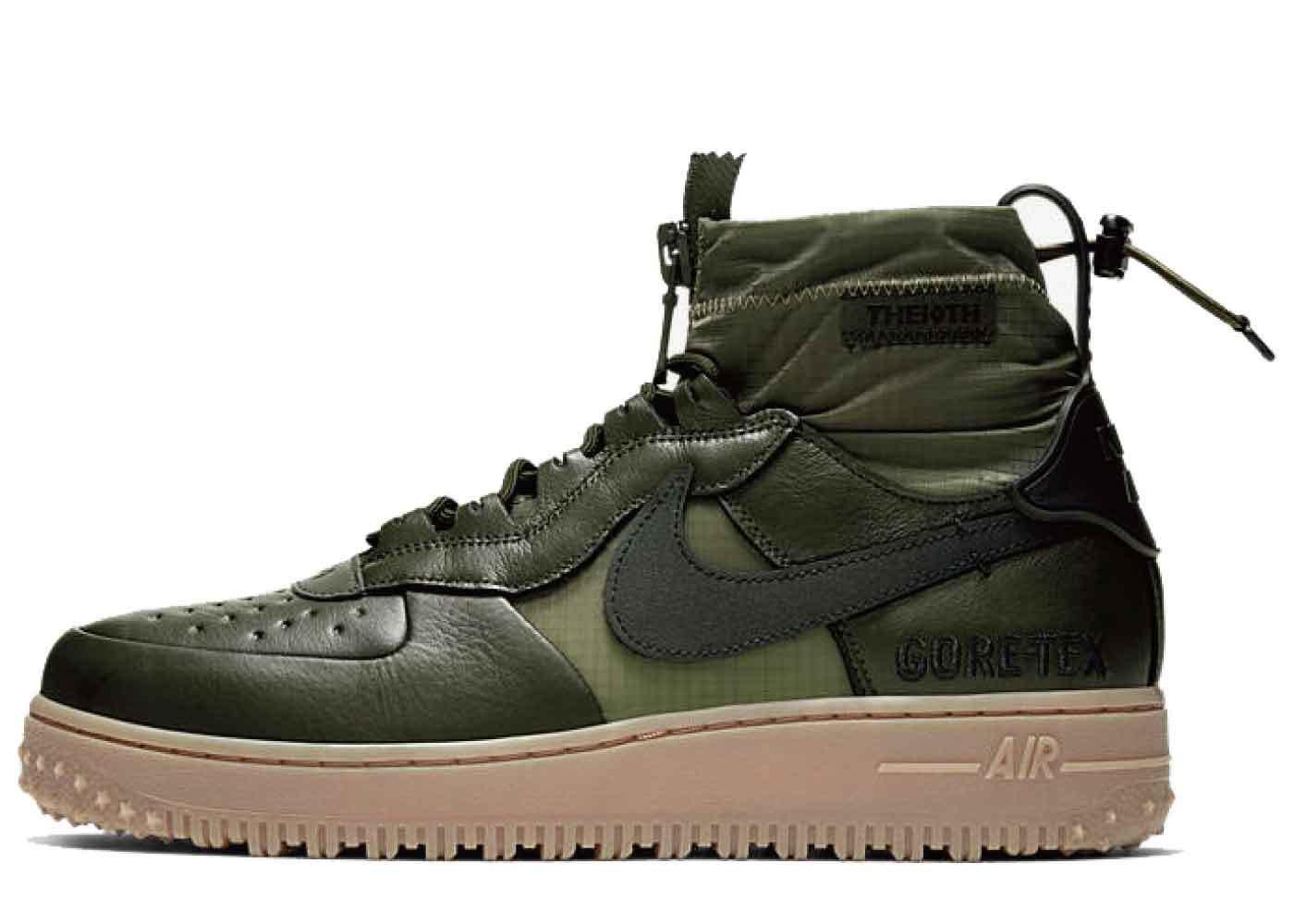 Nike Air Force 1 High Gore-Tex Sequoia