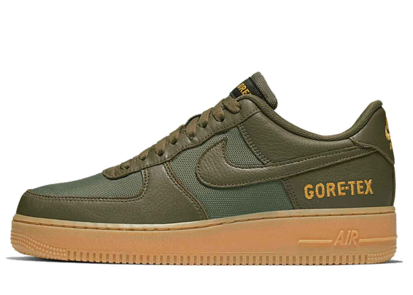 Nike Air Force 1 Low Gore-Tex Sequoia Oliveの写真