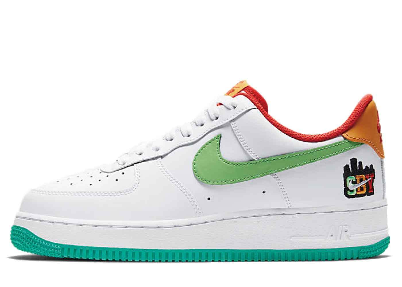 Nike Air Force 1 Low SBY Collection Whiteの写真