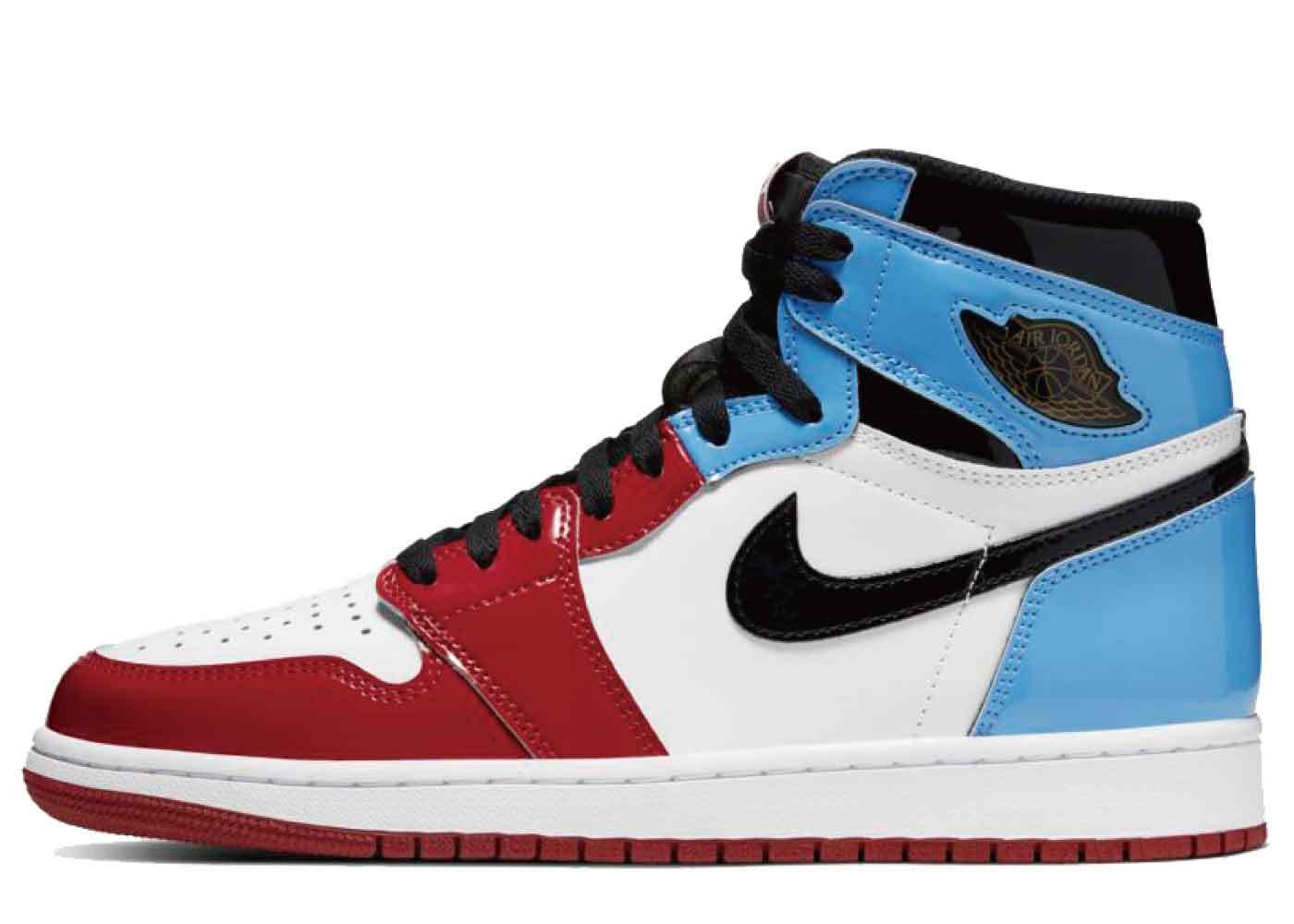 Nike Air Jordan 1 High Fearless UNC Chicagoの写真