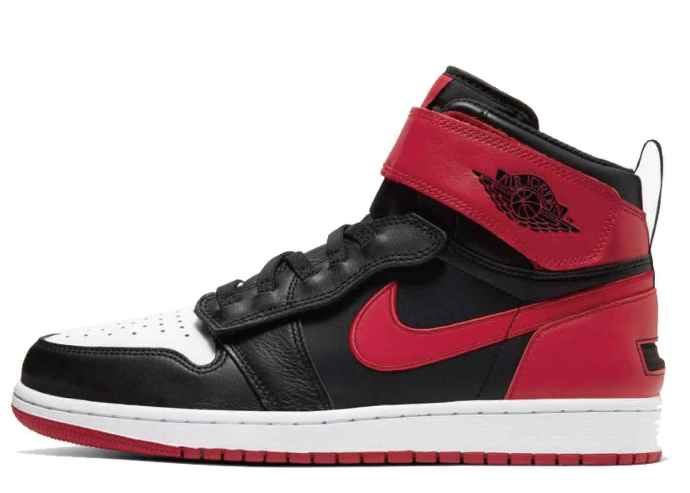 Nike Air Jordan 1 Flyease Bred White Toeの写真