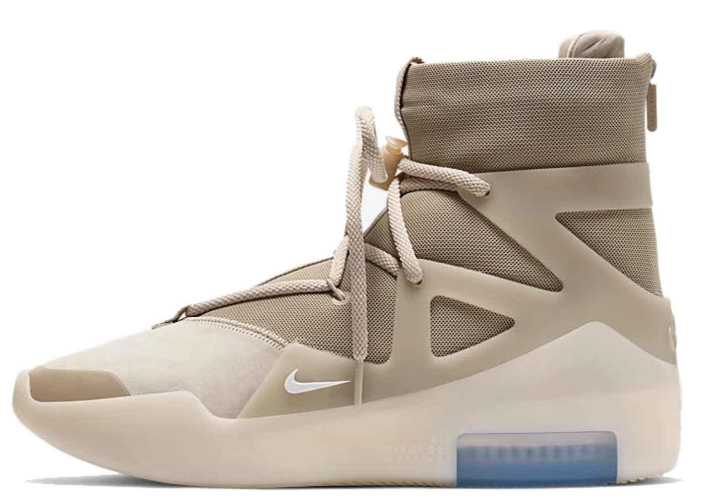 Nike Air Fear of God 1 Oatmealの写真