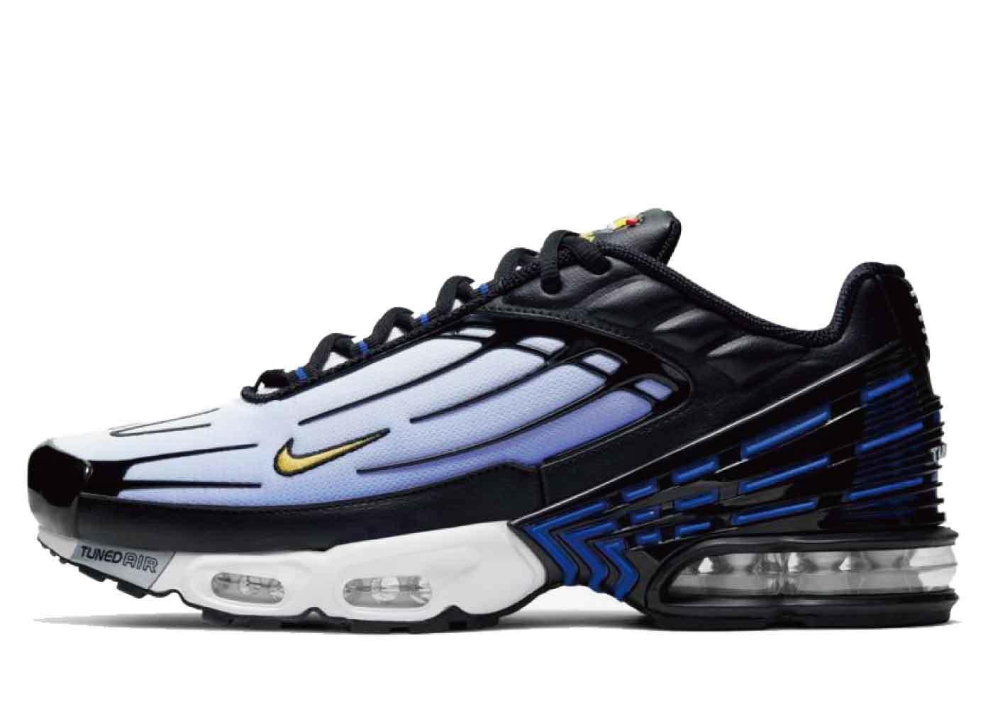 Nike Air Max 3 Plus Blue Speedの写真