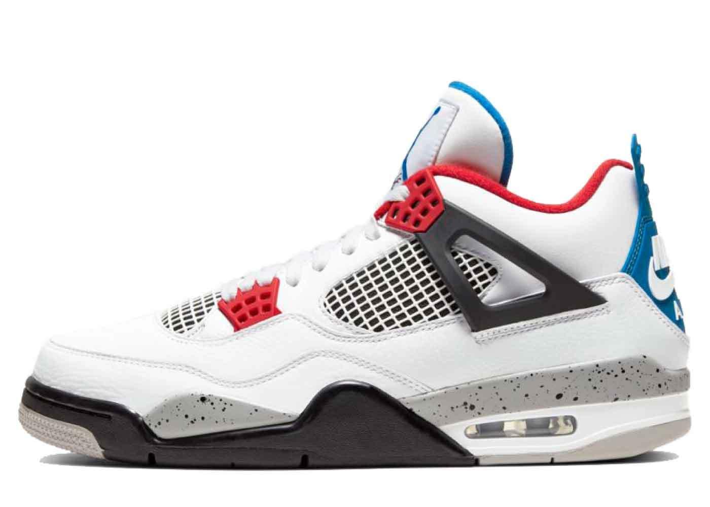 Nike Air Jordan 4 Retro What Theの写真