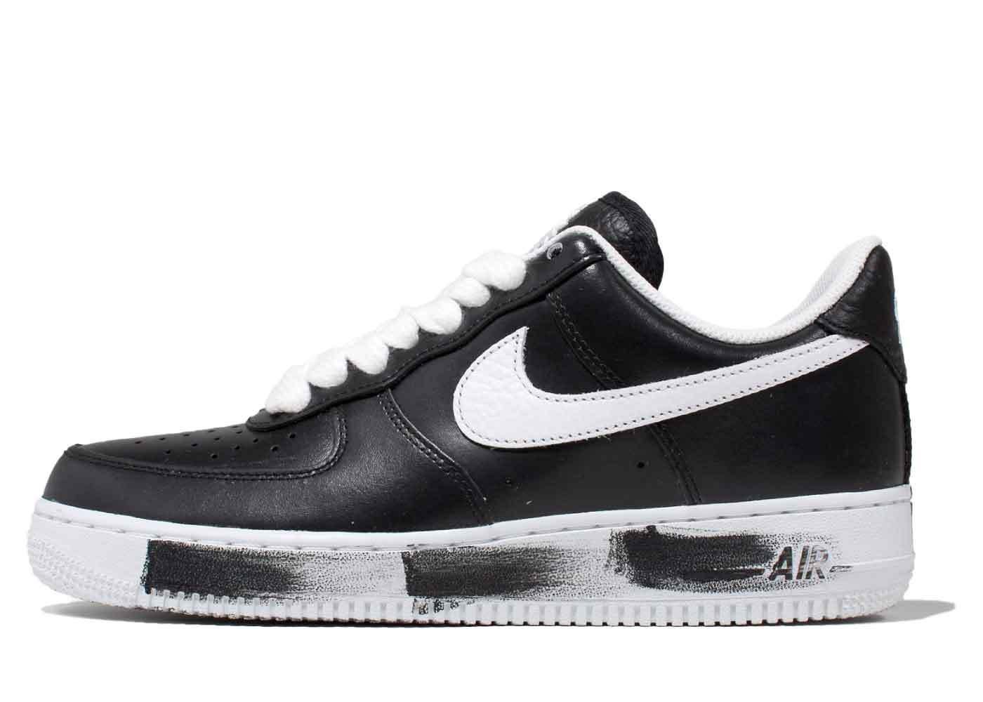 Nike Air Force 1 Low G Dragon Para Noise Black の写真