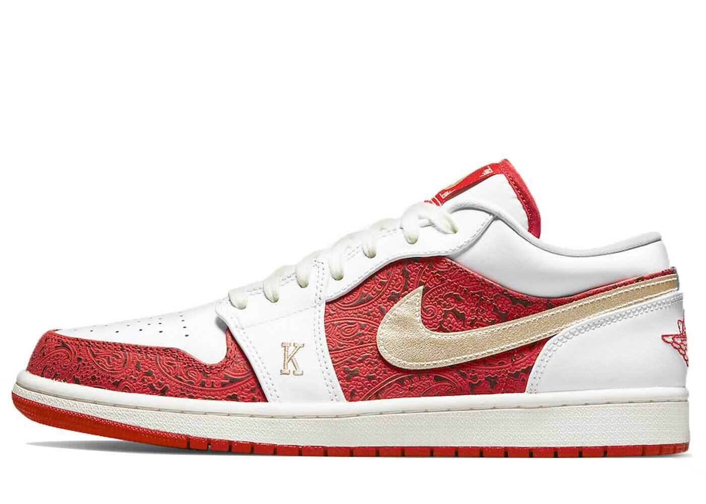 Nike Air Jordan 1 Low Spadesの写真