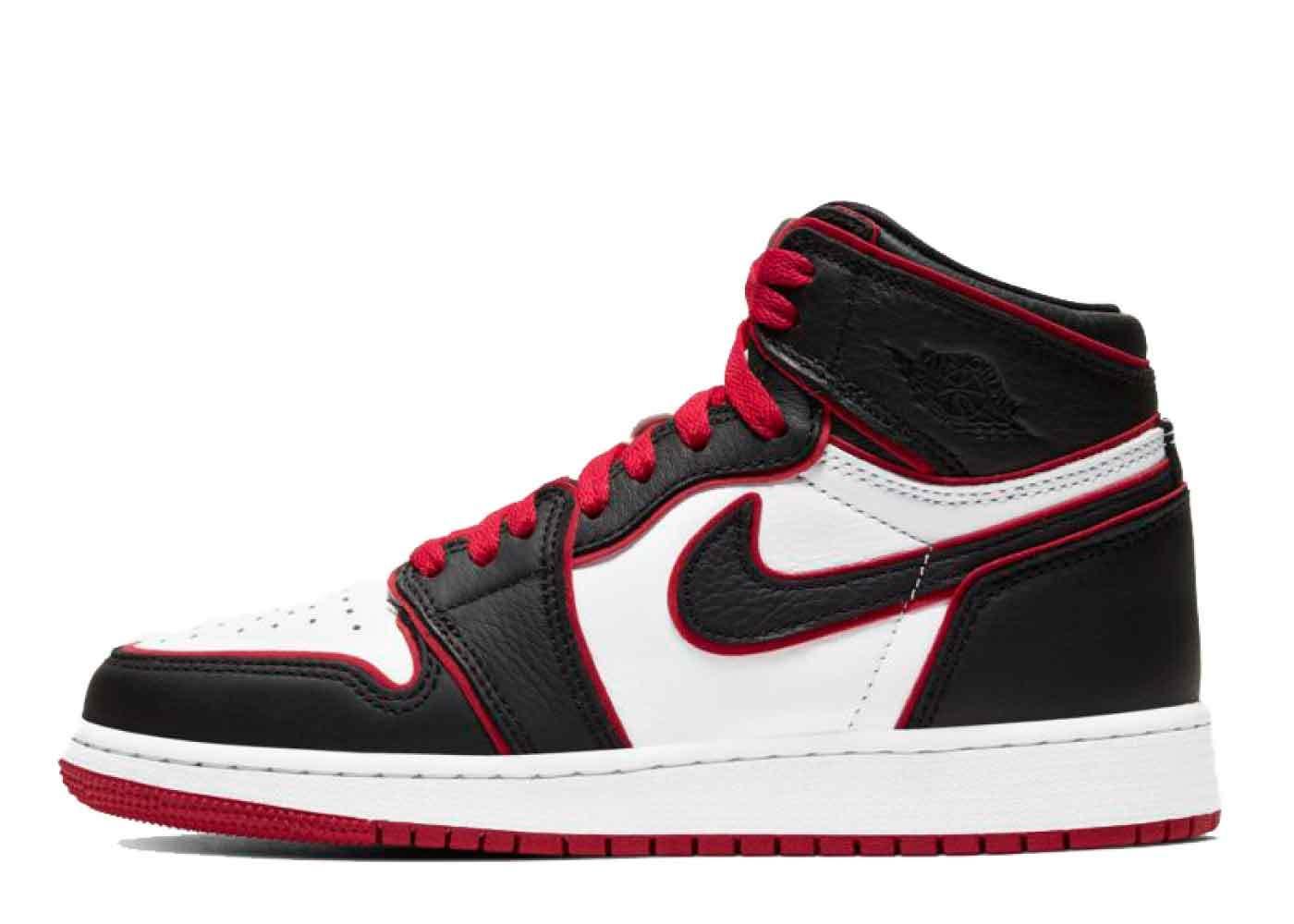 Nike Air Jordan 1 Retro High Bloodline (GS)の写真