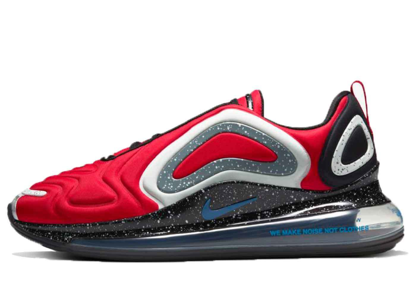 Nike Air Max 720 Undercover  University Red Blue Jayの写真