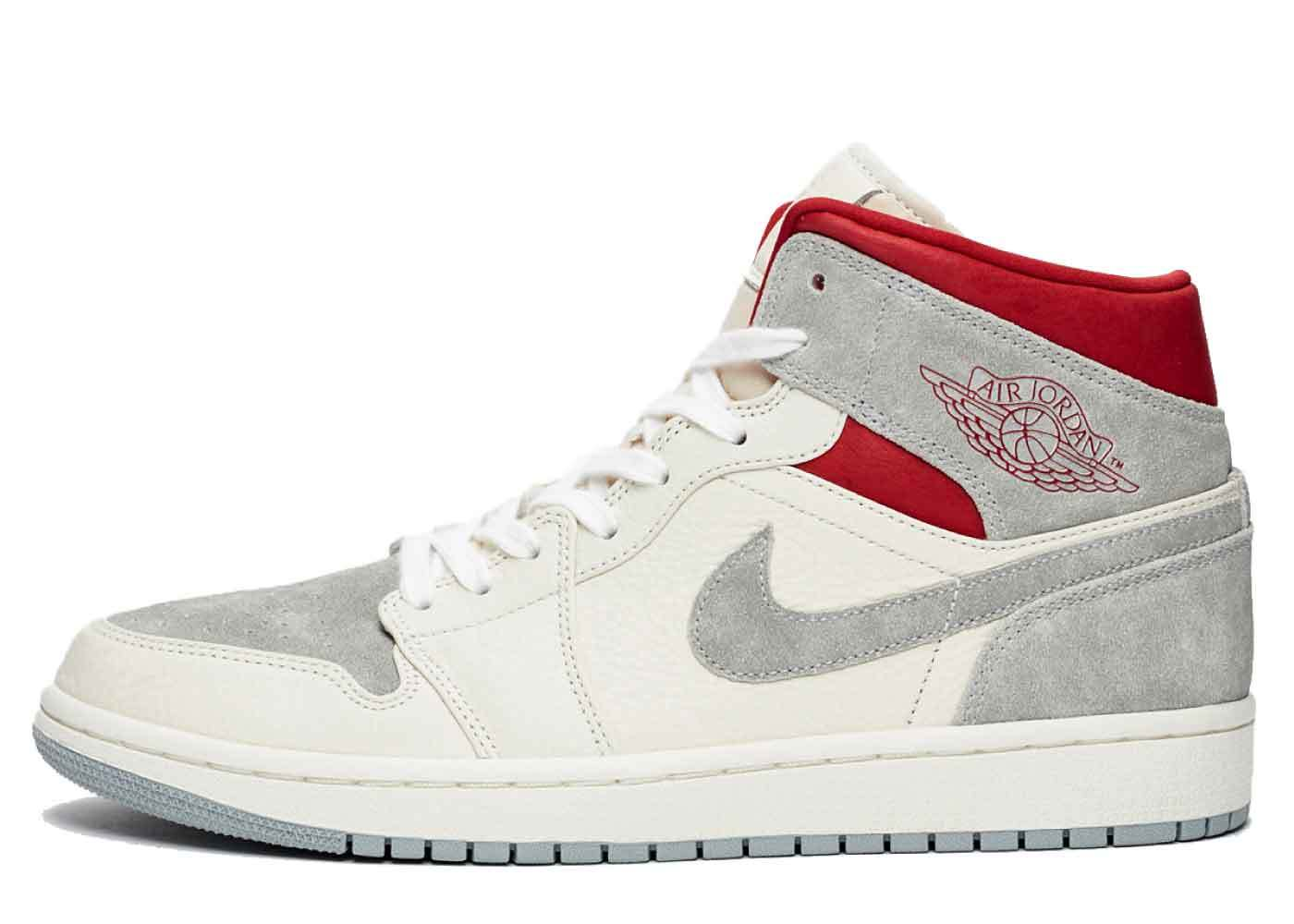 Nike Air Jordan 1 Mid Premium Sneakersnstuff Exclusiveの写真