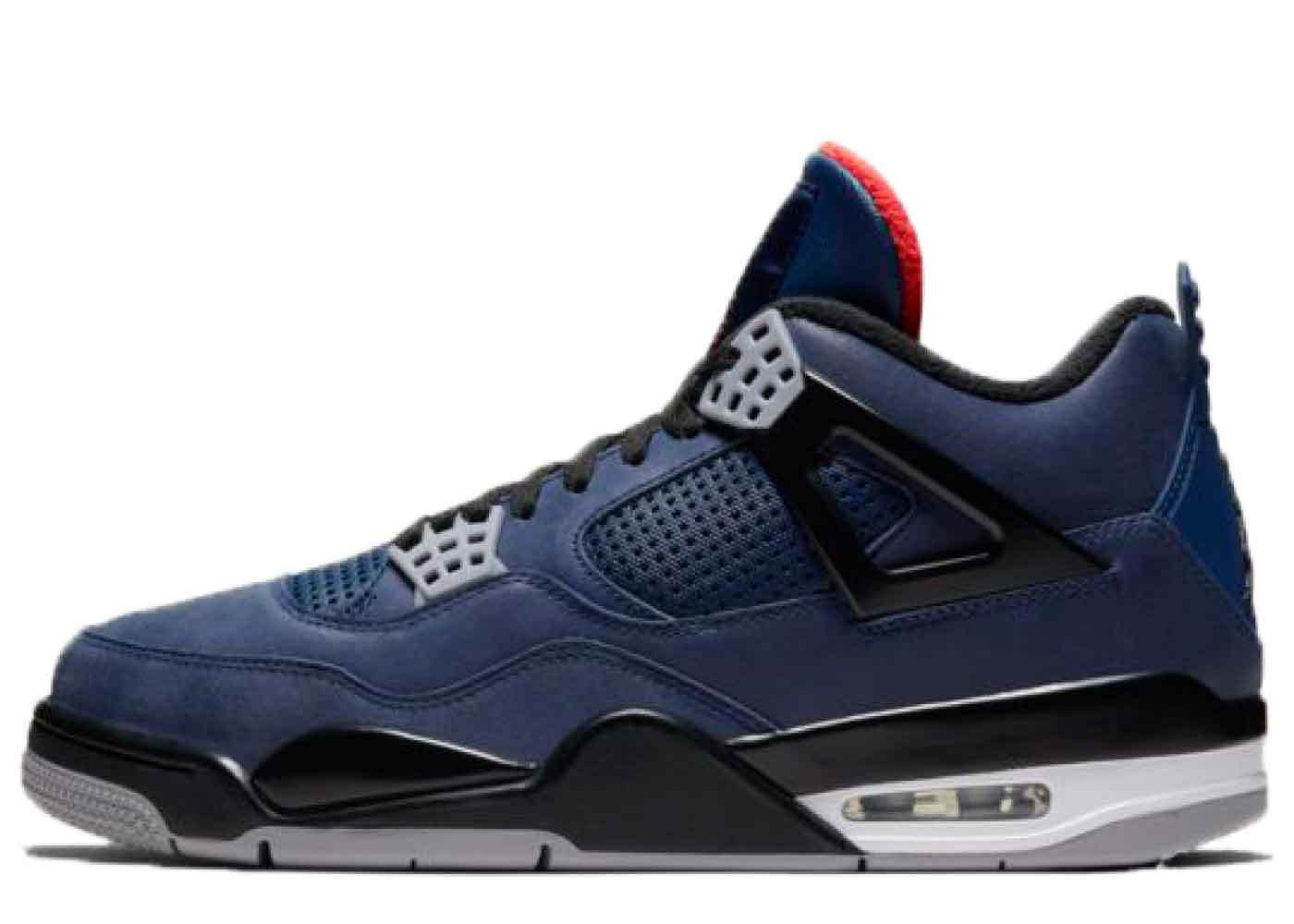 Nike Air Jordan 4 Retro Winterized Loyal Blueの写真