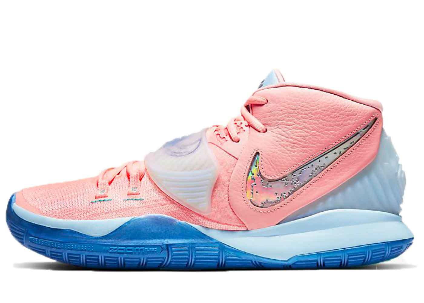 Nike Kyrie 6 Concepts Pink Tintの写真