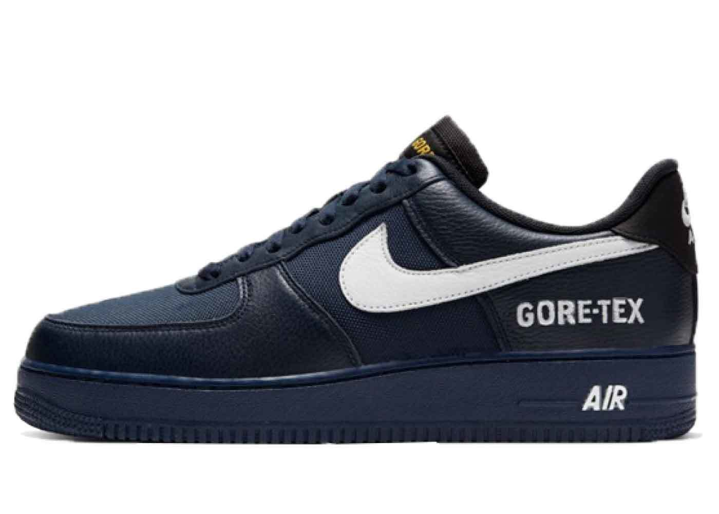 Nike Air Force 1 Low Gore-tex Obsidianの写真