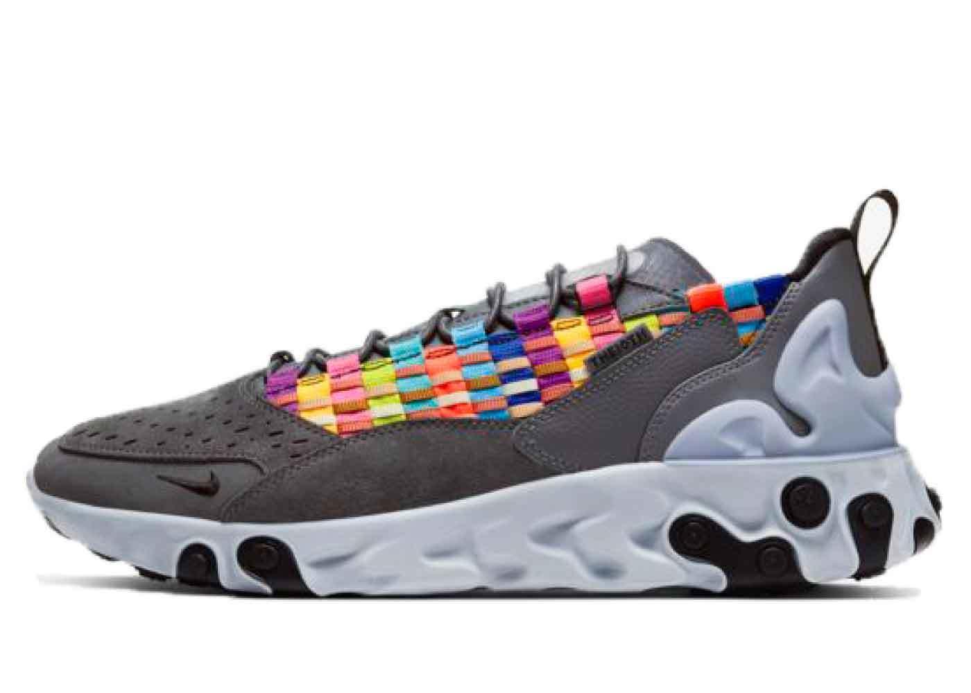 Nike React Sertu Grey 10th Collectionの写真
