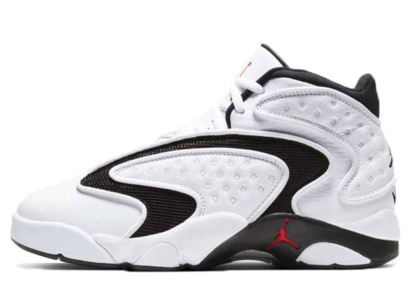 Nike Air Jordan OG OG White Black Womensの写真