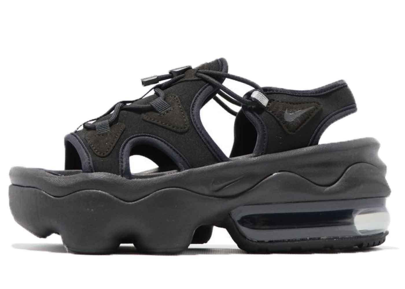 Nike Air Max Koko Sandal Triple Black (Womens)の写真