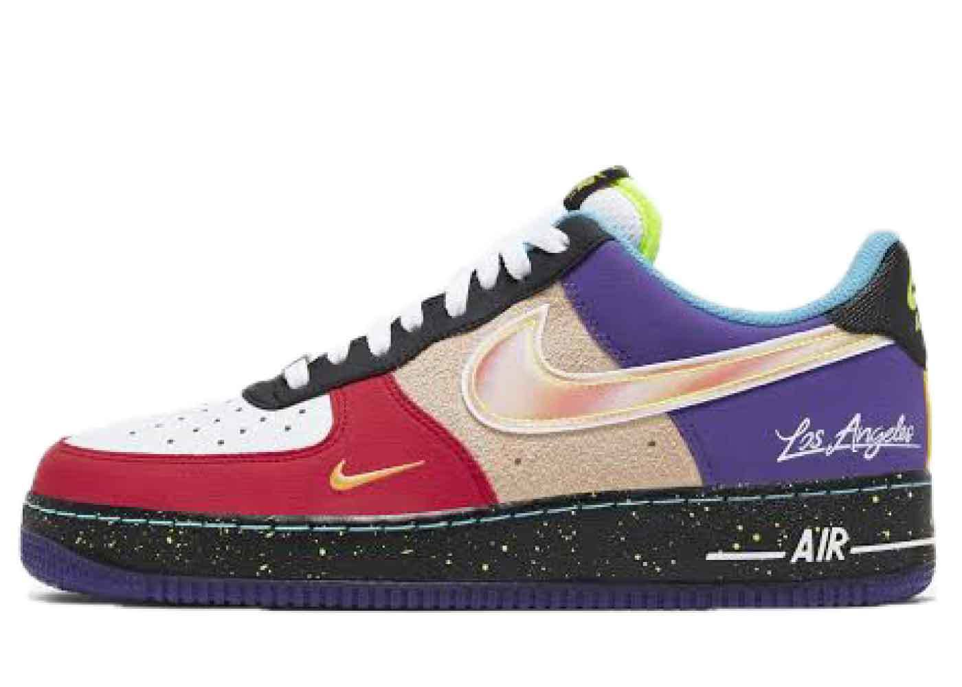Nike Air Force 1 Low What The LAの写真
