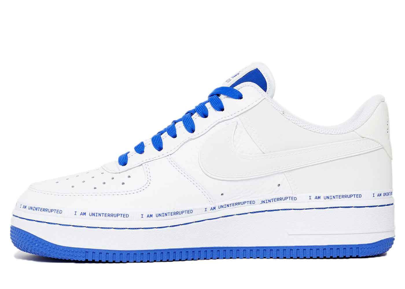 Nike Air Force 1 Low Uninterrupted More Thanの写真