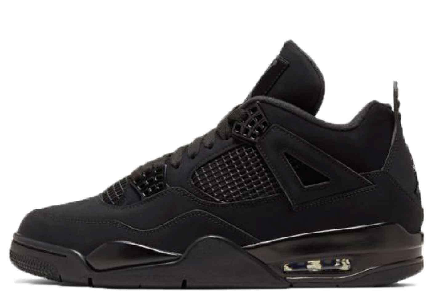 Nike Air Jordan 4 Retro Black Cat (2020)の写真