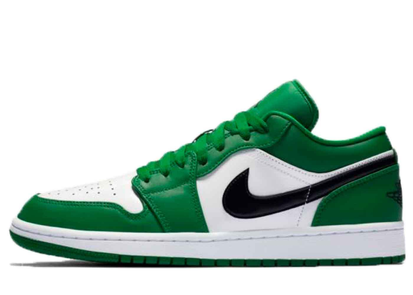 Nike Air jordan 1 Low Pine Greenの写真