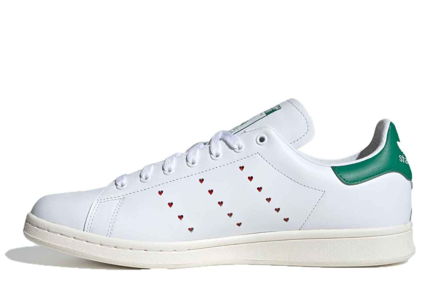 "Human Made × Adidas Stan Smith ""White/Green""の写真"