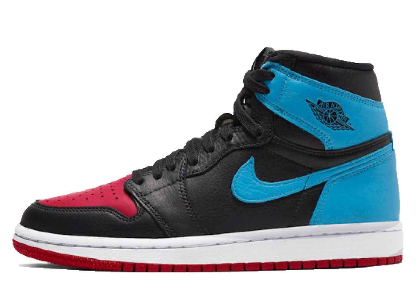 Nike Air Jordan 1 UNC to Chicago Womensの写真