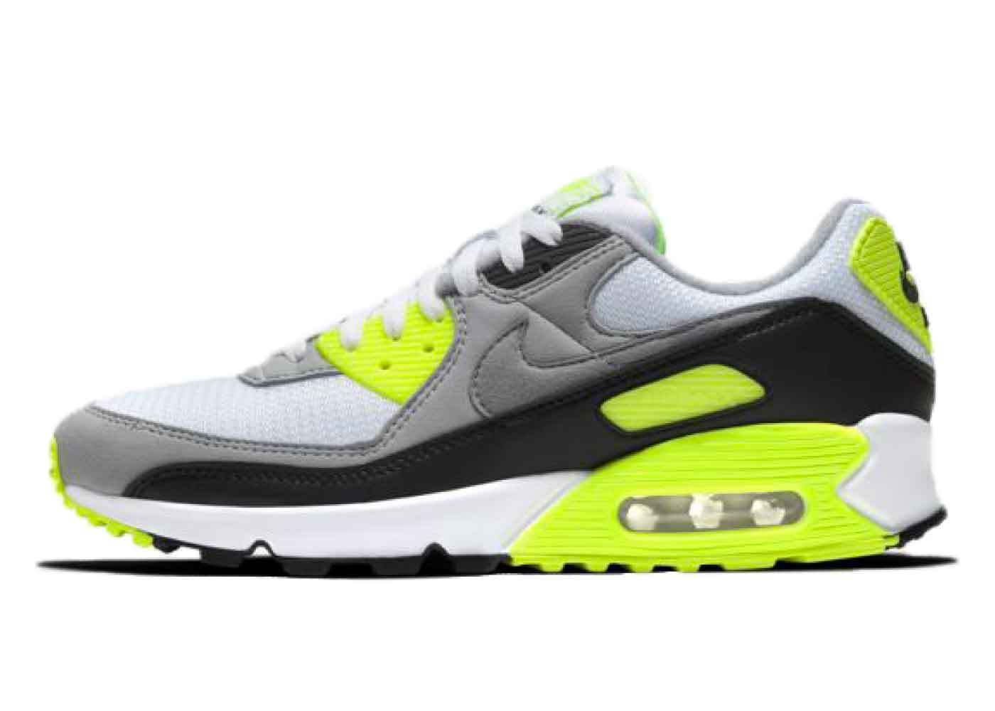 Nike Air Max 90 Volt/ Particle Greyの写真
