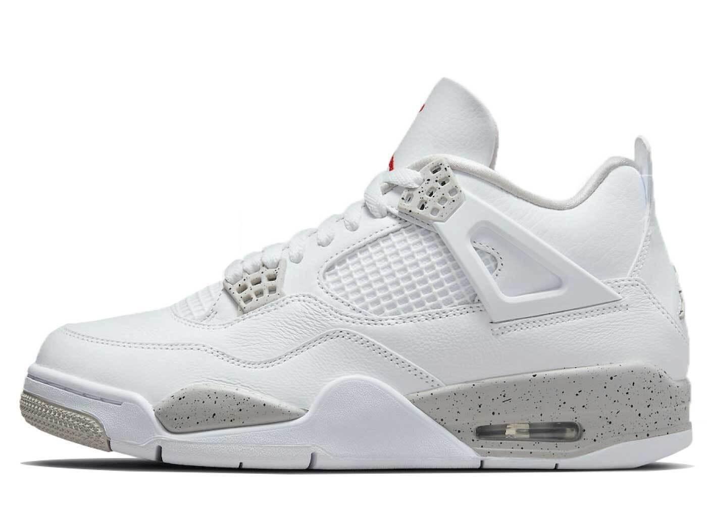 Nike Air Jordan 4 Retro White Oreoの写真
