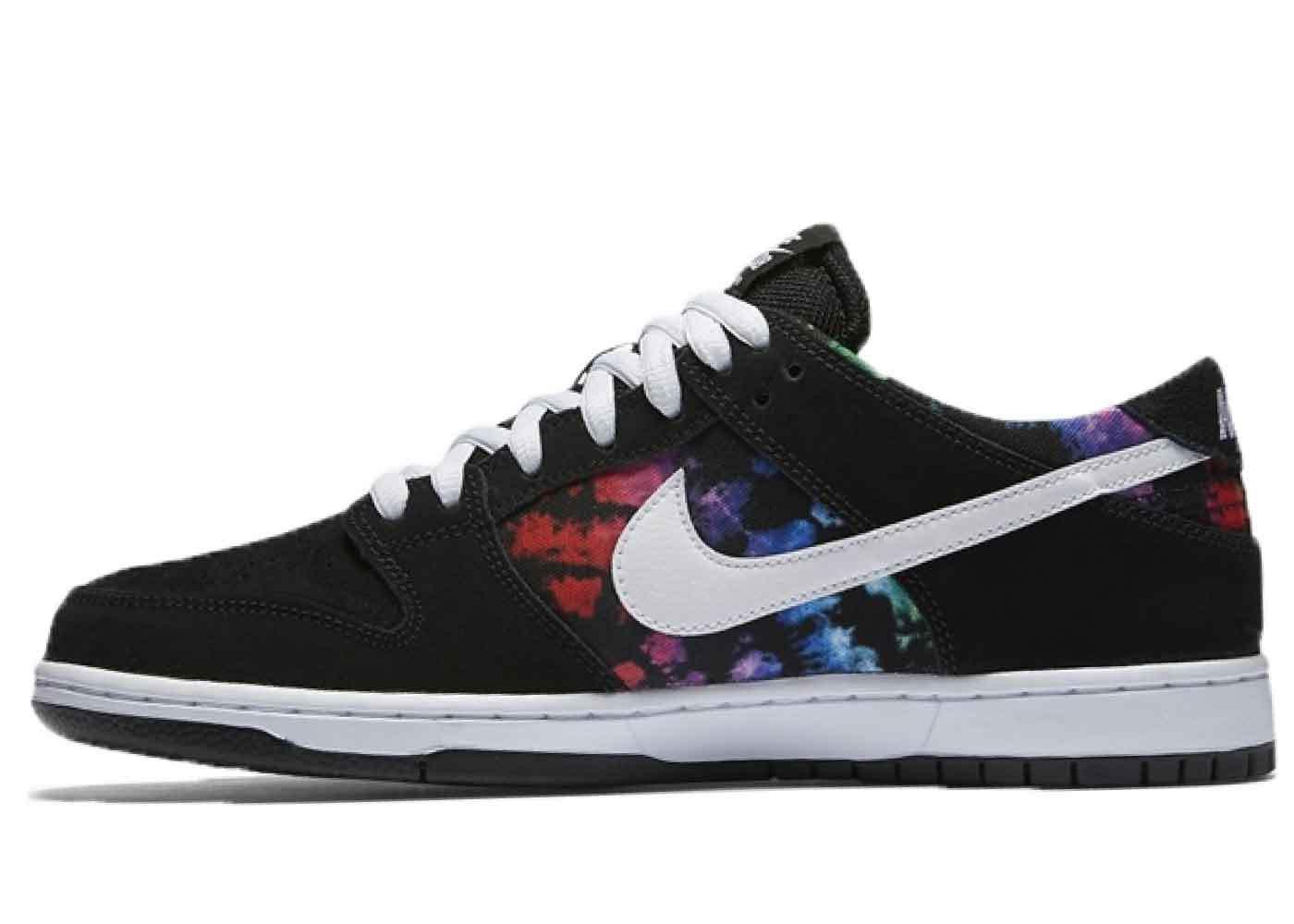 Nike SB Dunk Low Ishod Wair Tie Dyeの写真