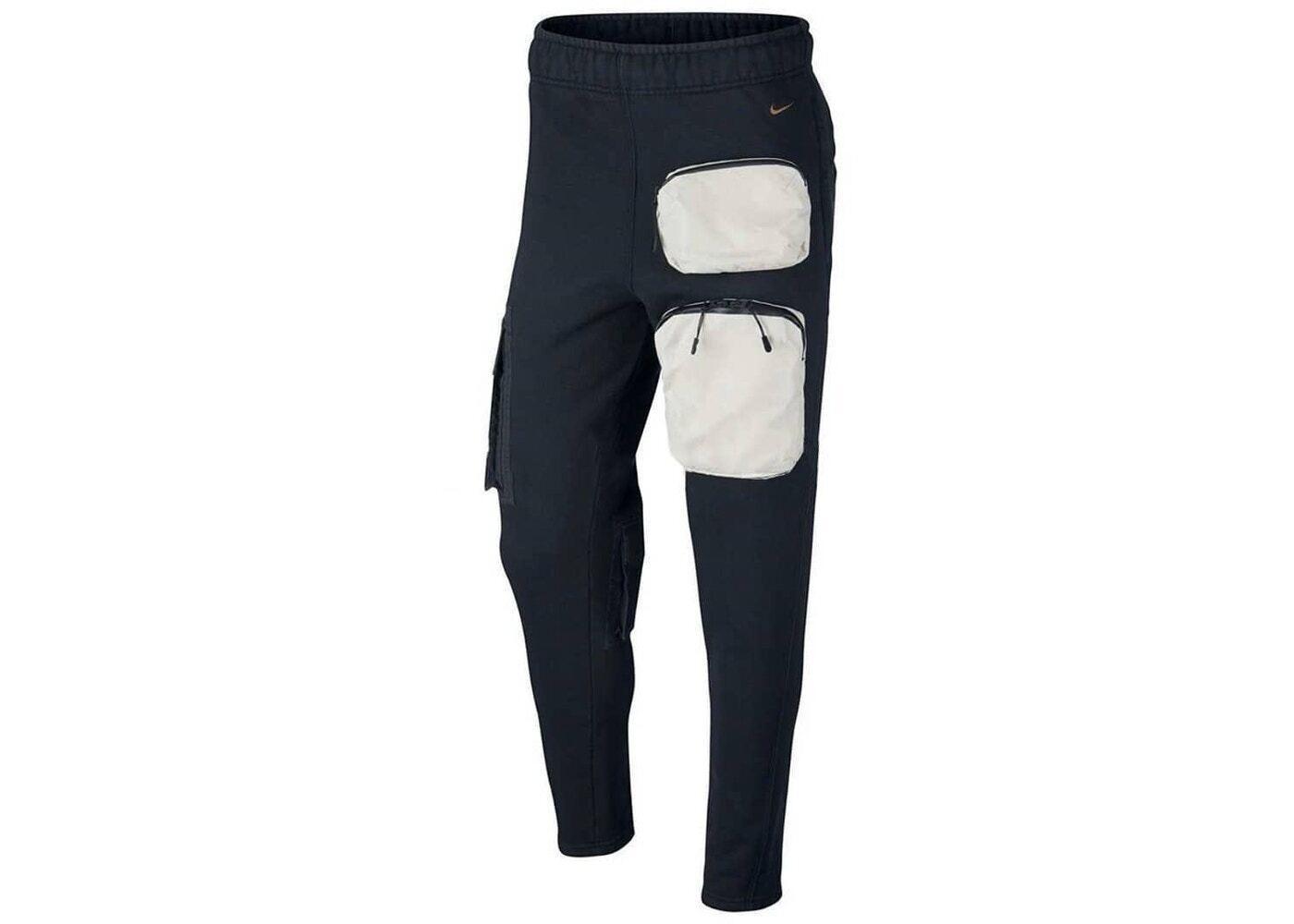 Travis Scott × Nike NRG AG Utility Sweatpants Blackの写真