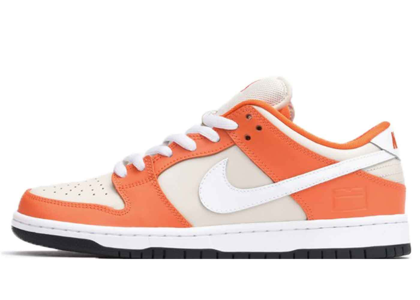 Nike SB Dunk Low Orange Boxの写真