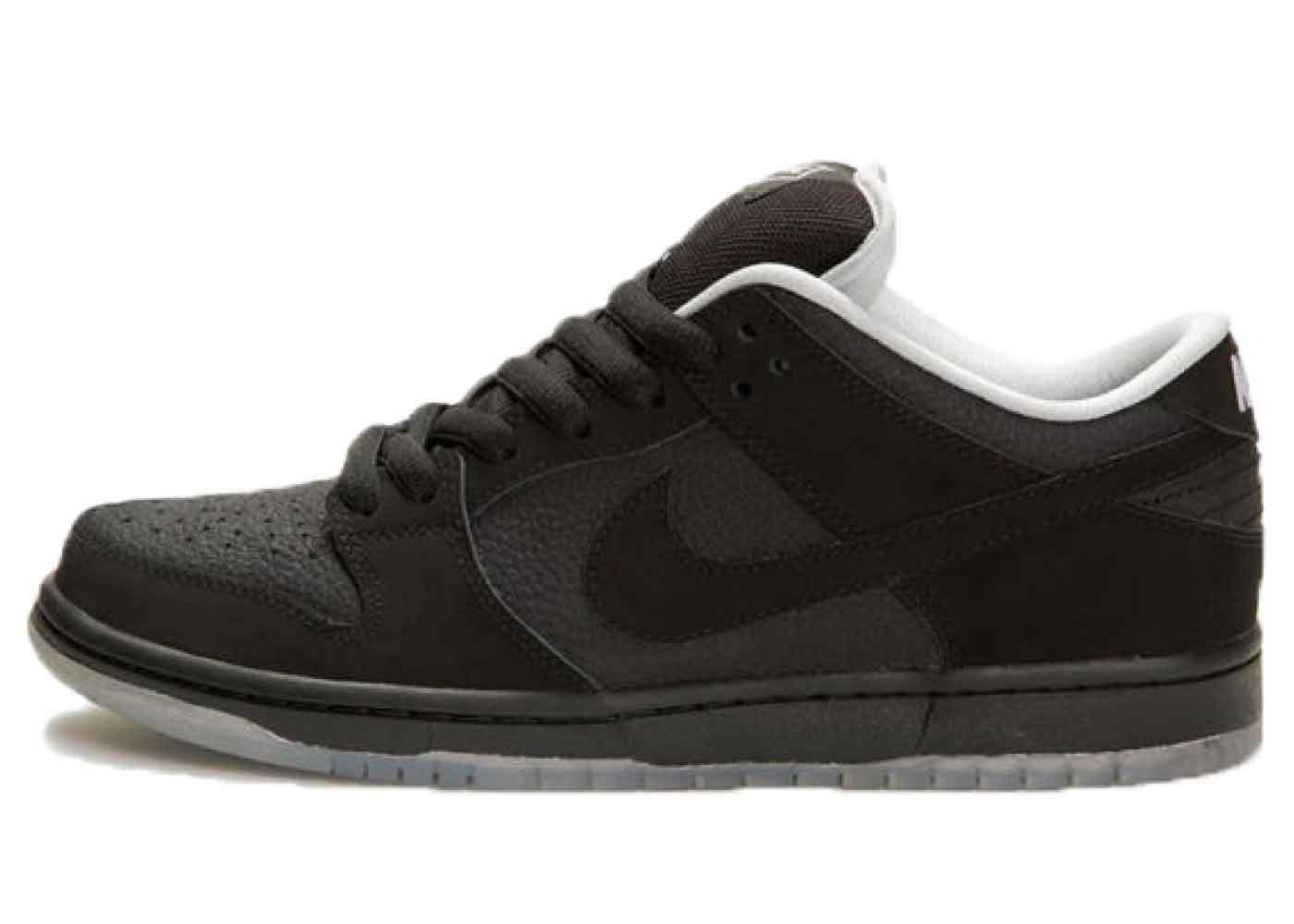 Nike SB Dunk Low Atlas 35MM Black の写真