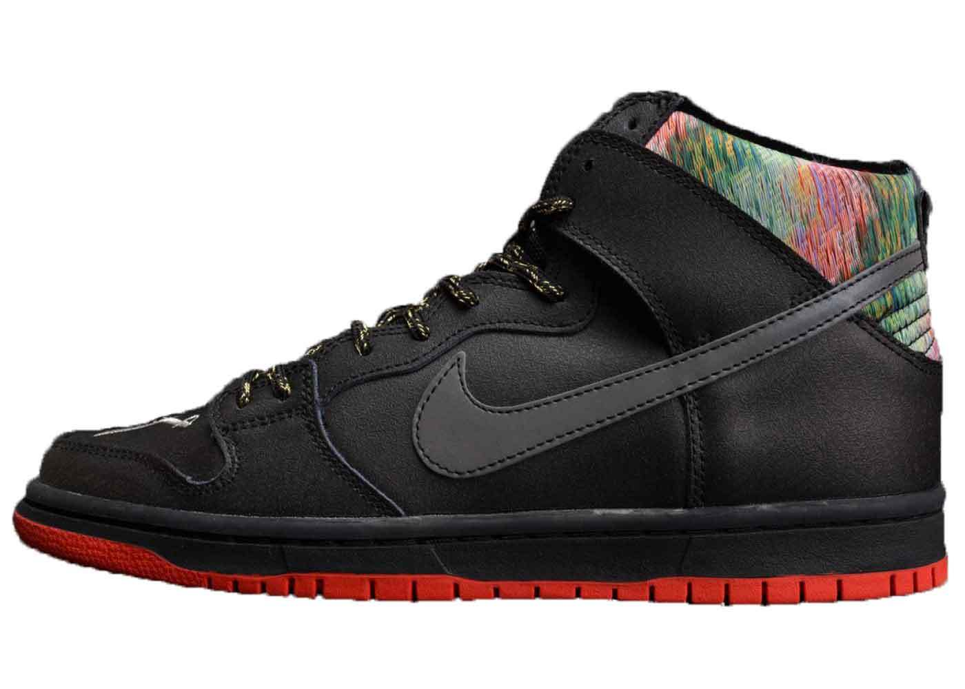 Nike SB Dunk High Spot Gasparillaの写真