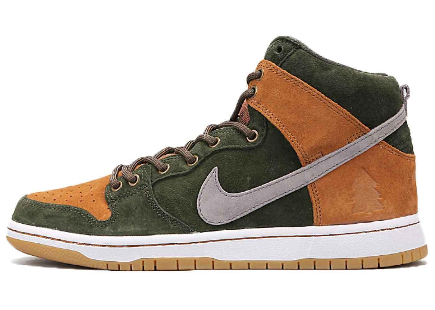Nike SB Dunk High Homegrown の写真