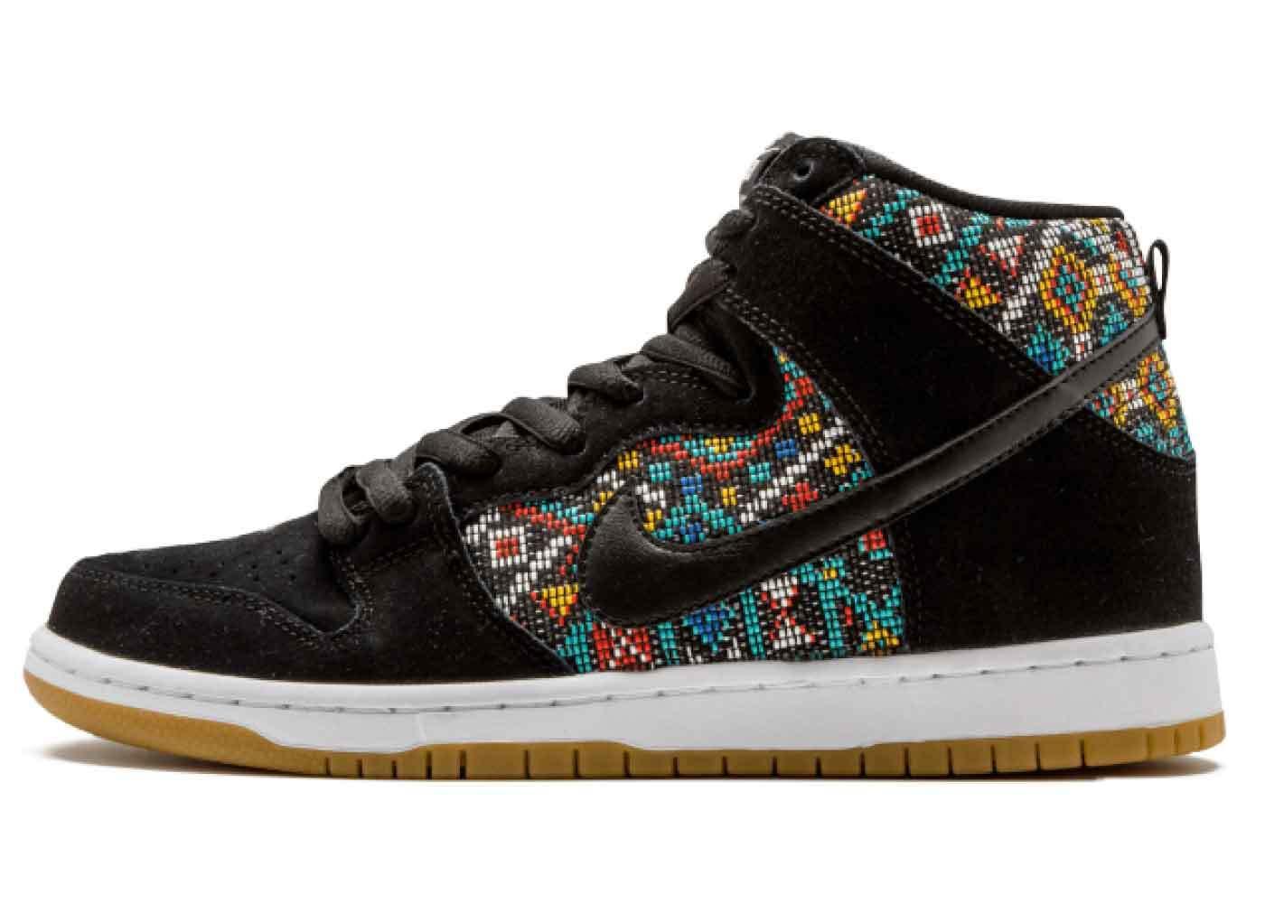 Nike SB Dunk High Aztec Geometryの写真