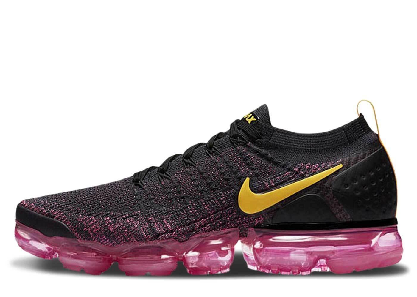 Nike Air VaporMax 2 Gridiron Pink Blast Womensの写真