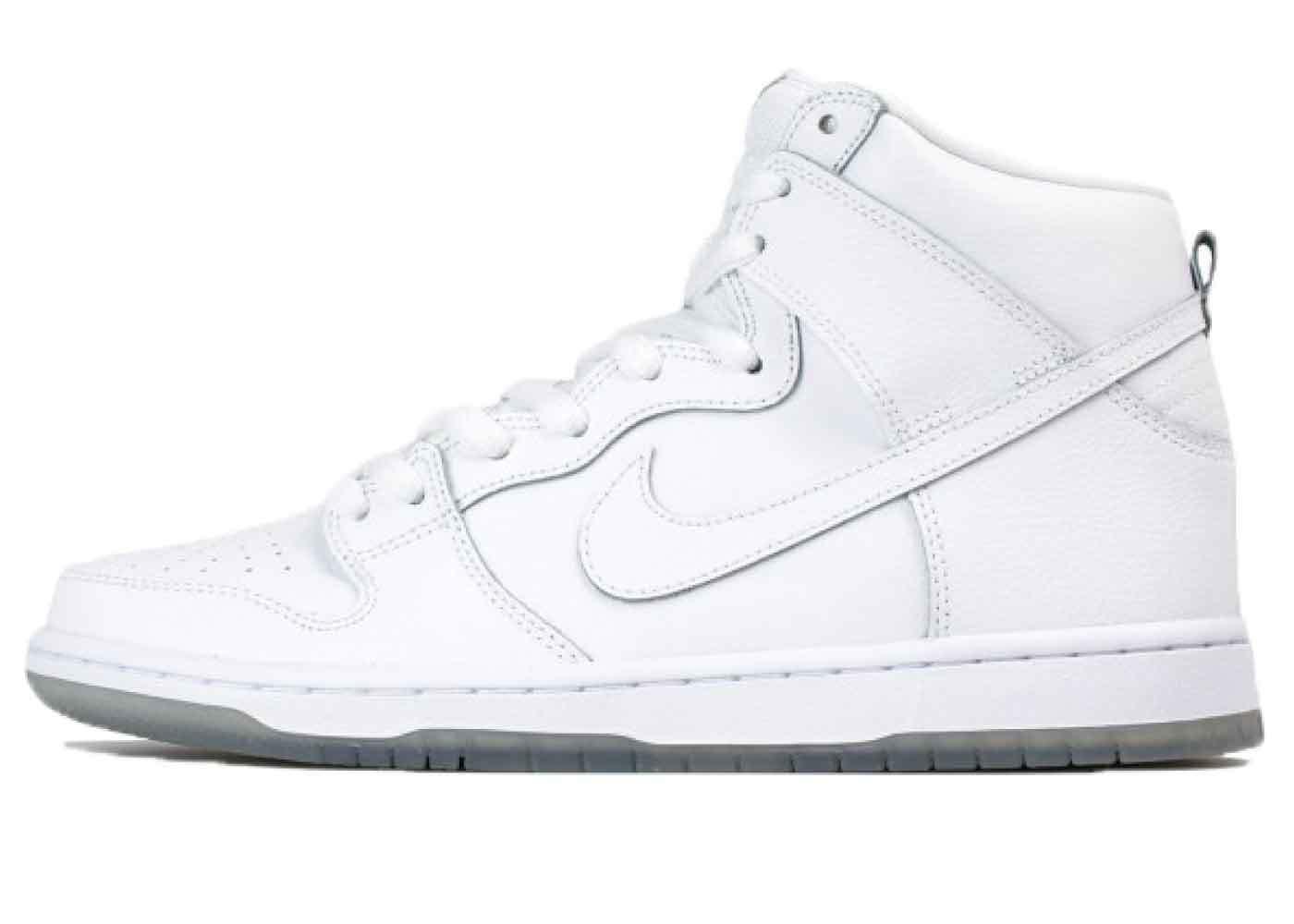 Nike SB Dunk High White Iceの写真