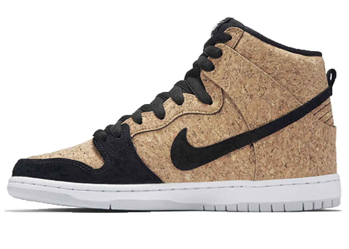 Nike SB Dunk High Corkの写真