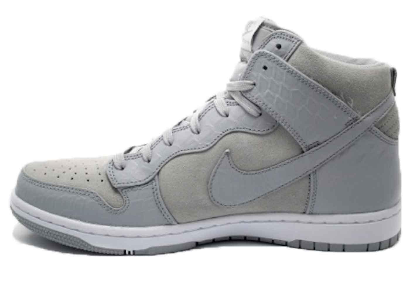 Nike Dunk CMFT Python Greyの写真