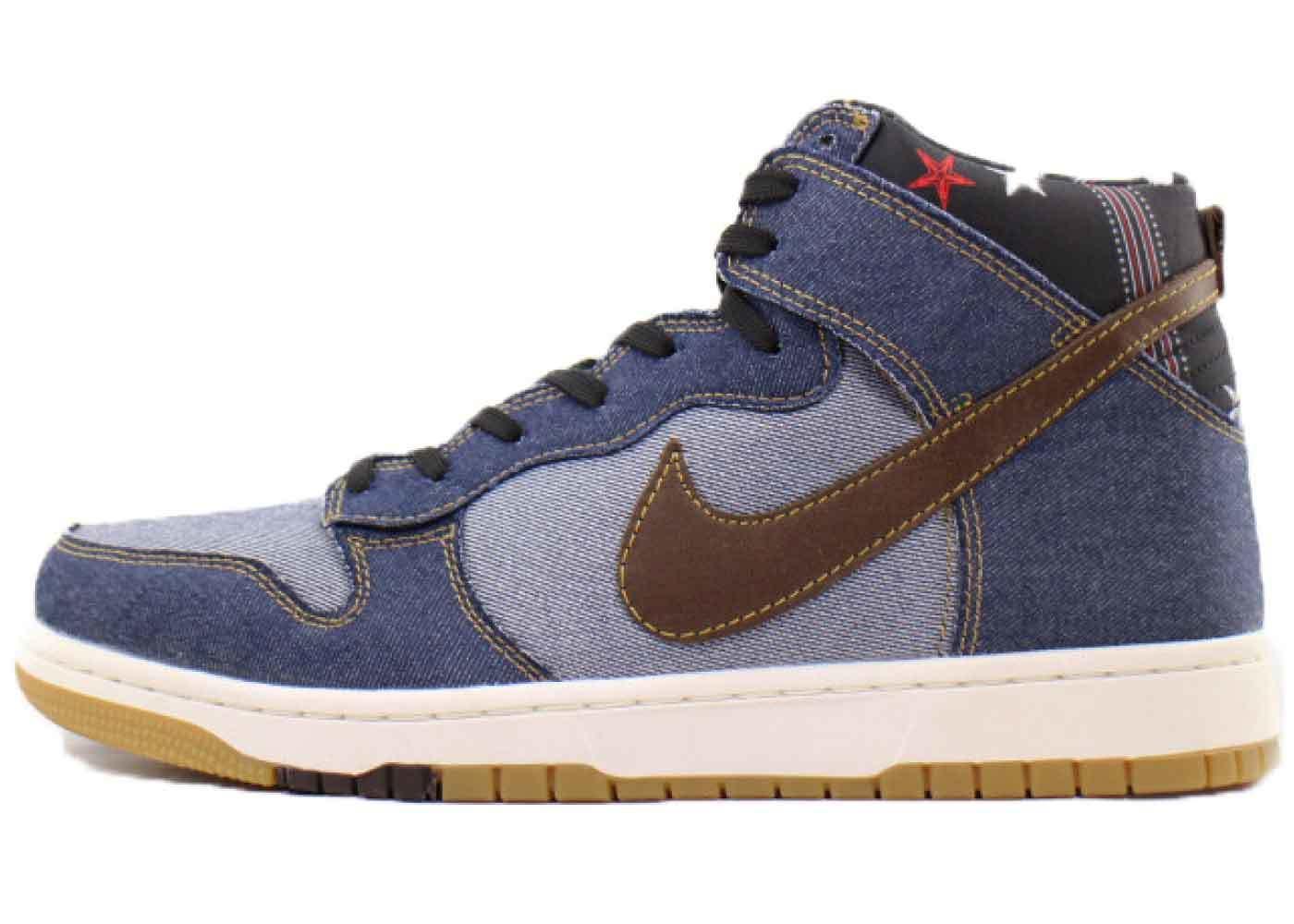 Nike Dunk CMFT Denimの写真