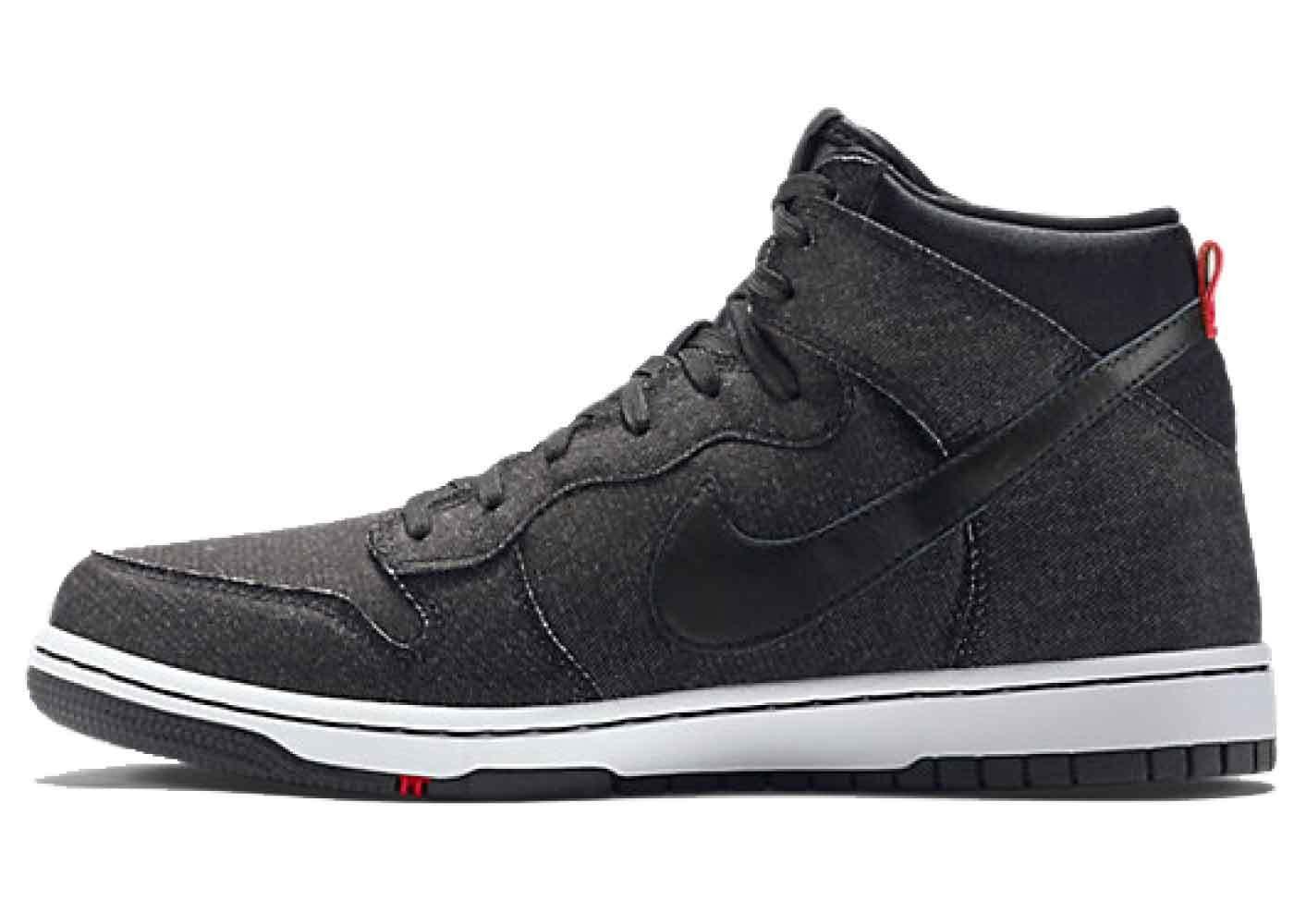 Nike Dunk CMFT Denim Blackの写真