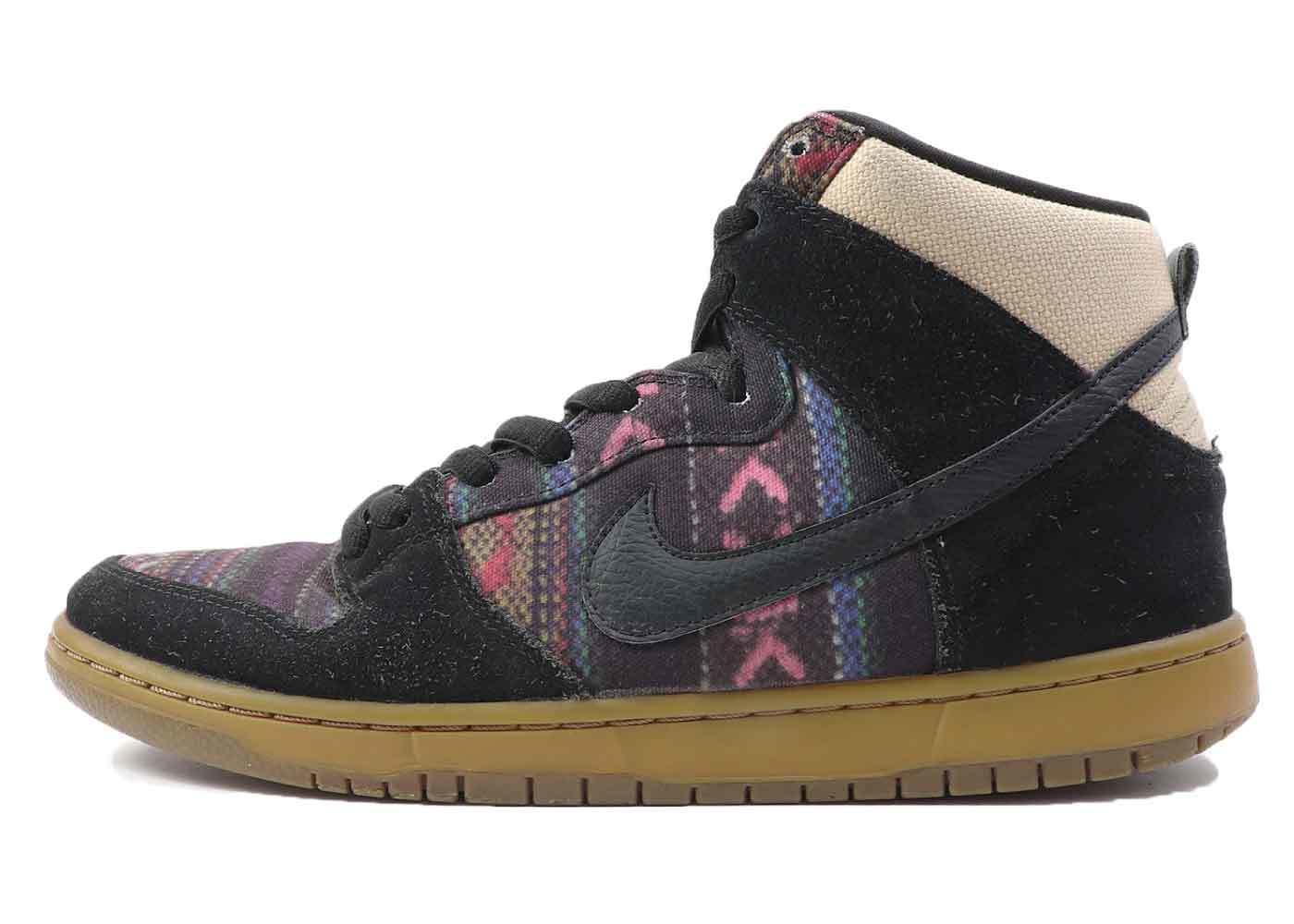 Nike SB Dunk High Hackey Sackの写真