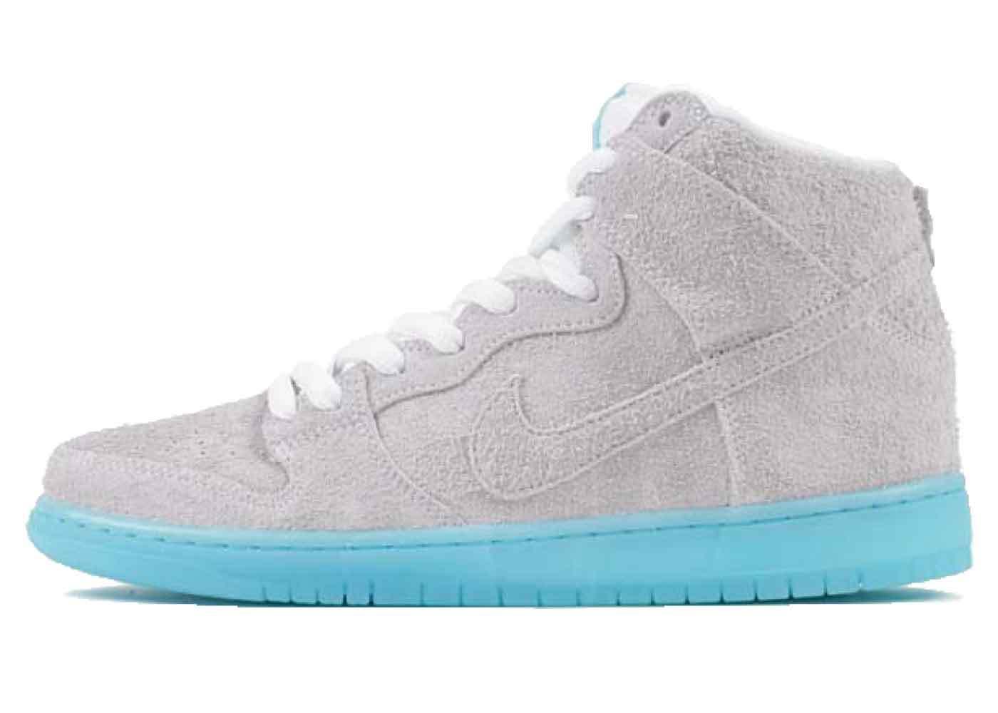 "Nike SB Dunk High Baohaus ""Chairman Bao""の写真"