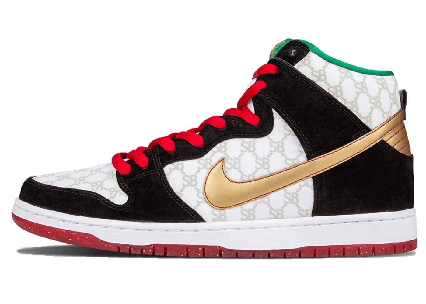 """Nike SB Dunk High Black Sheep """"Paid in Full""""の写真"""