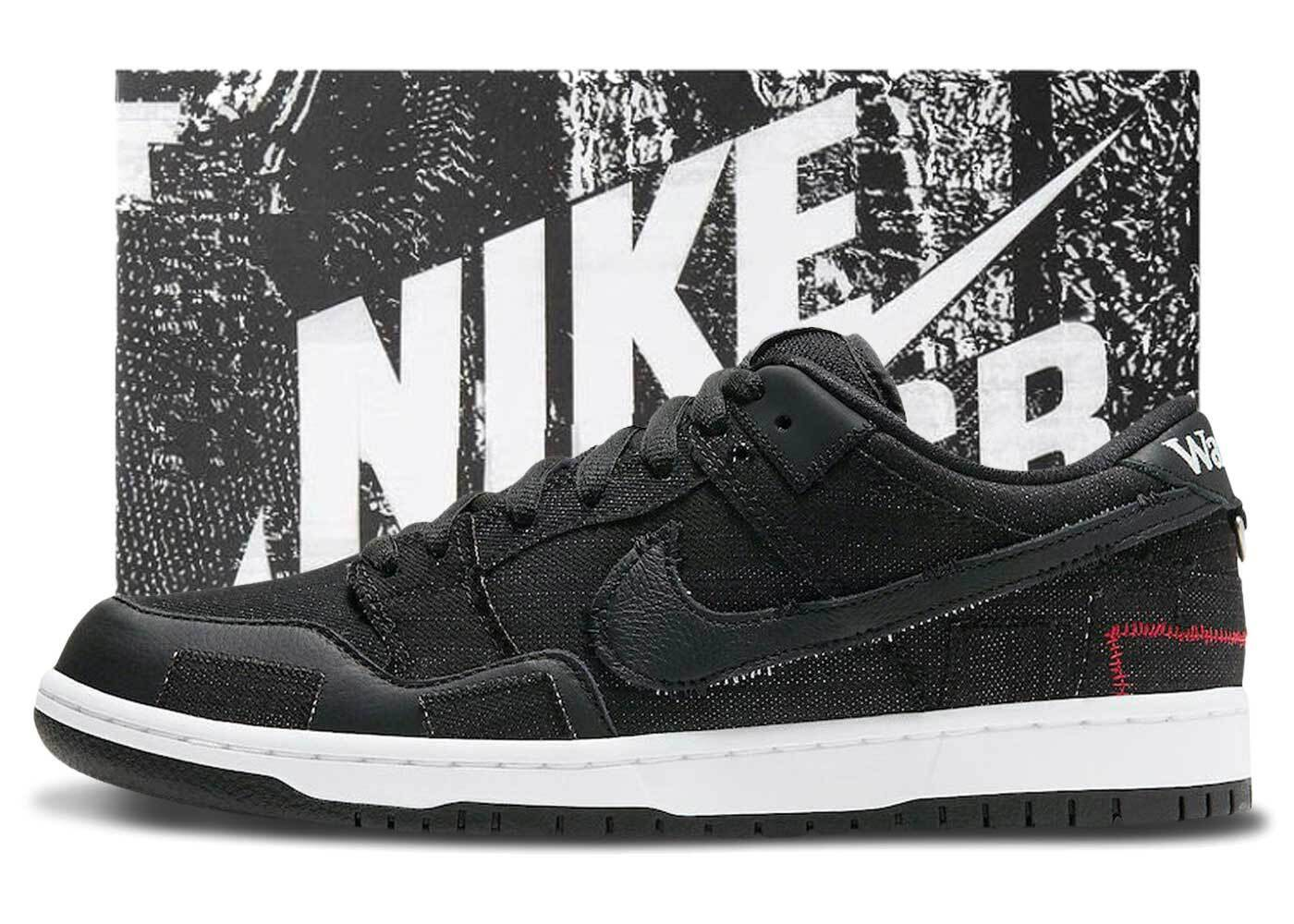 Wasted Youth × Nike SB Dunk Low (Special Box)の写真