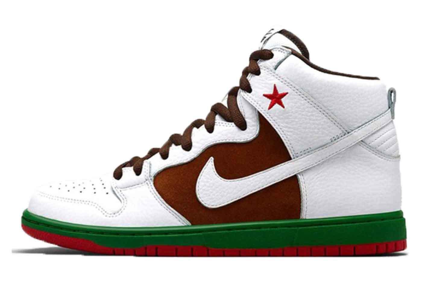 在庫あり】Nike SB Dunk High Cali (2014)を