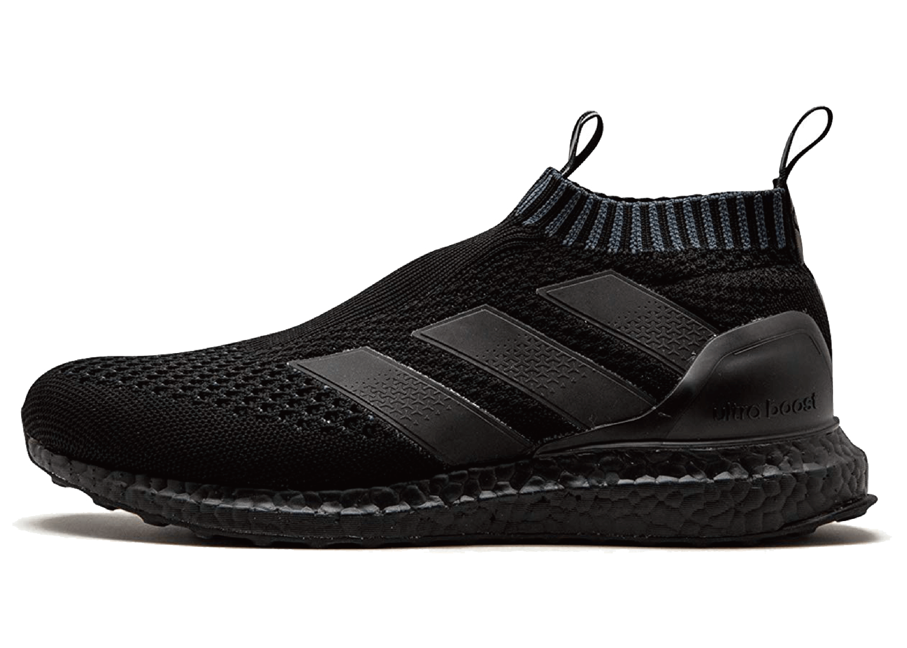 adidas PureControl Ultra Boost Triple Blackの写真