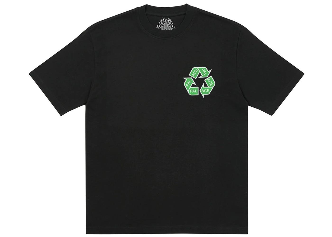Palace P Cycle T-Shirt Black (SS21)の写真