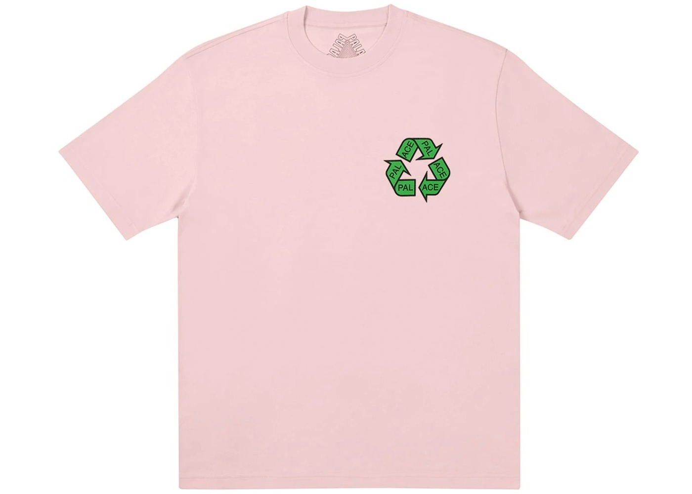 Palace P Cycle T-Shirt Pink (SS21)の写真