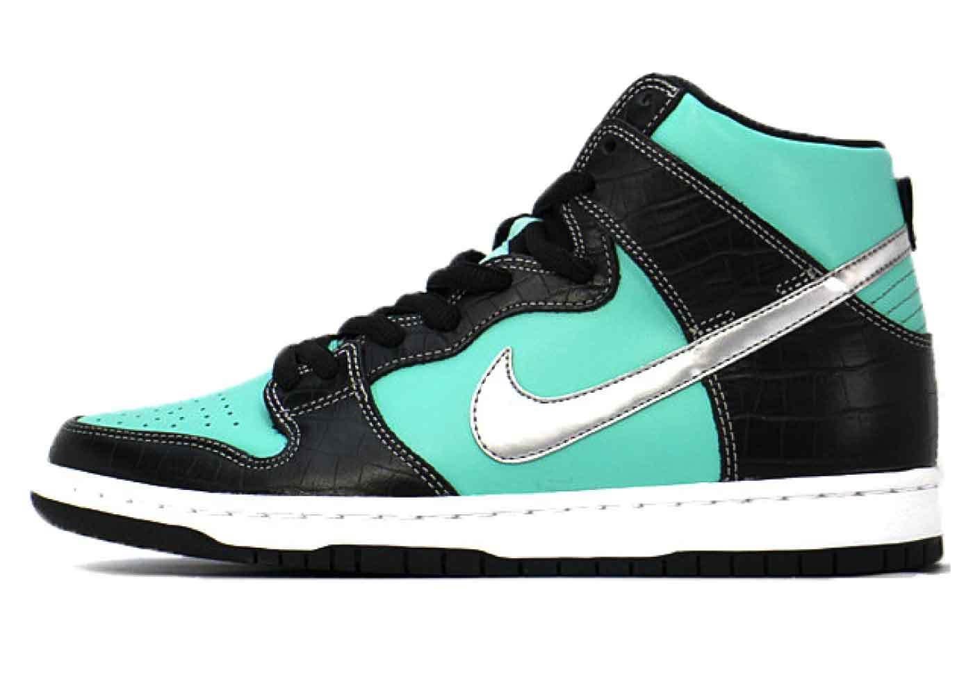 Nike SB Dunk High Diamond Supply Co