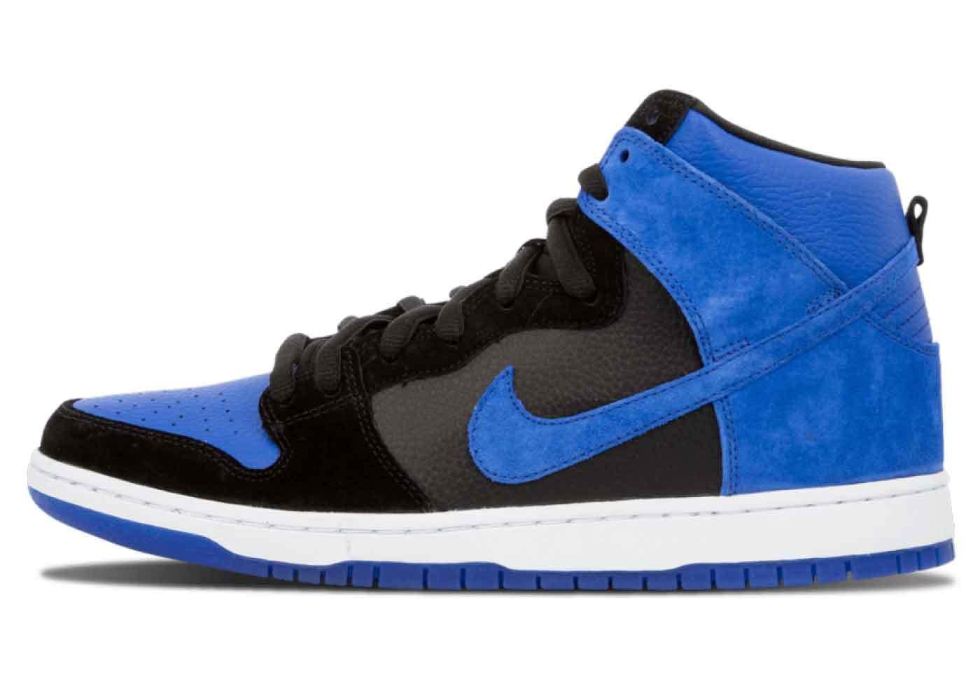 Nike SB Dunk High J Pack Royalの写真